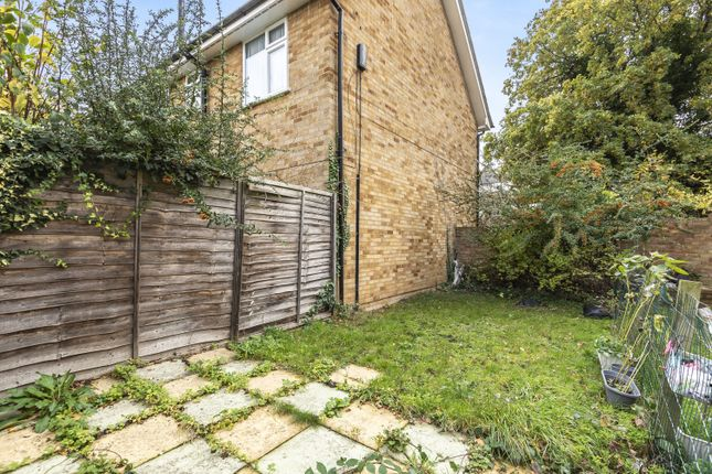 Garden of Lansdown Road, Sidcup DA14