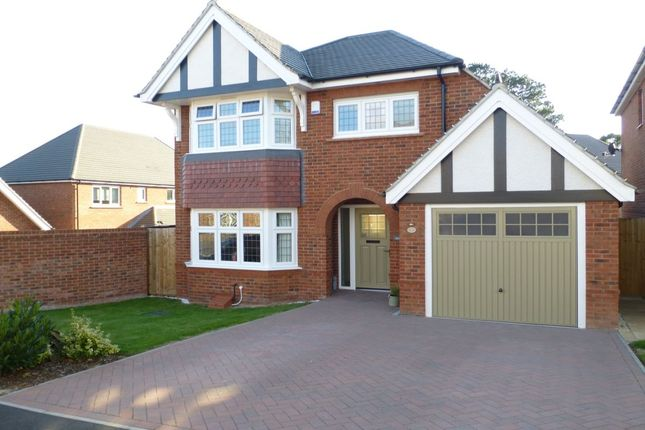 Thumbnail Detached house for sale in Jupiter Road, Evesham