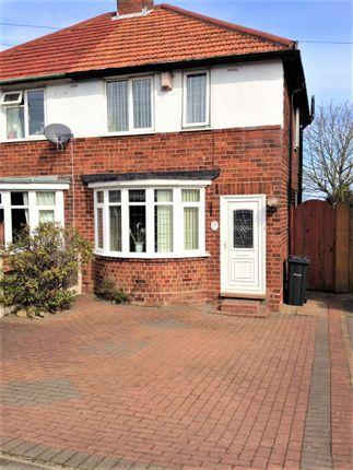 Thumbnail Semi-detached house to rent in Elm Terrace, Tividale, Oldbury