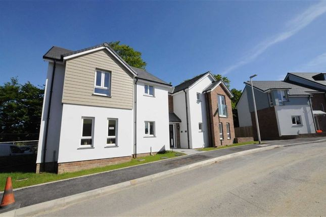 Thumbnail Flat to rent in Brooks Avenue, Holsworthy, Devon