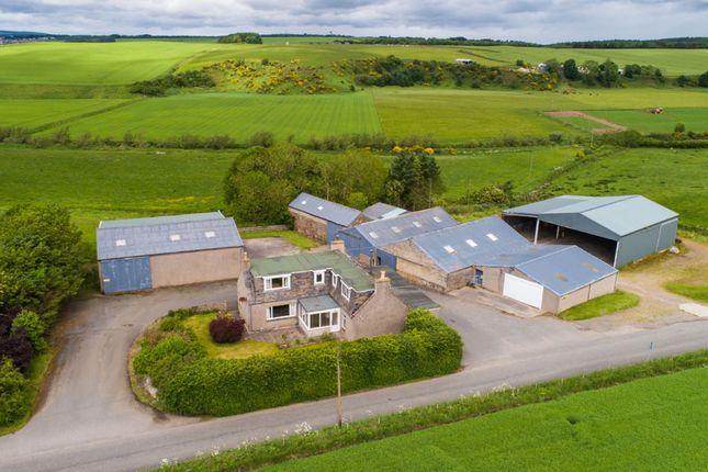 Thumbnail Farm for sale in Quarryhill, Turriff