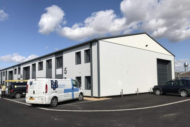 Thumbnail Light industrial to let in Unit 5 Jefferson Way, Thame