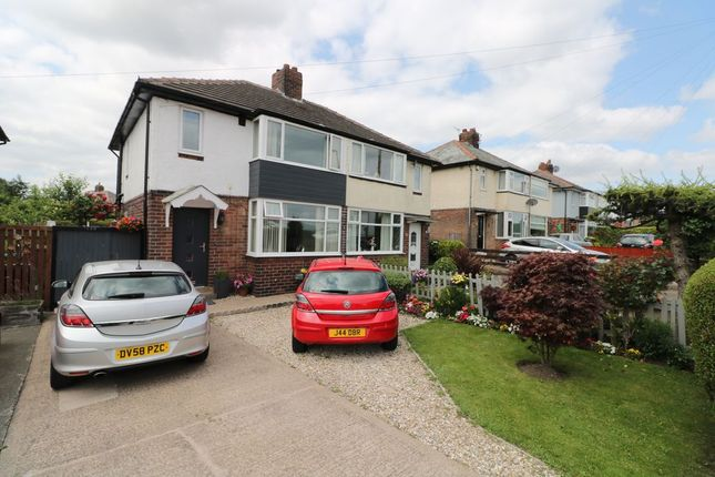 3 bed semi-detached house for sale in Sunny Bank Road, Mirfield WF14