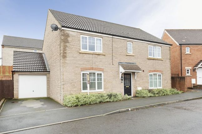 Thumbnail Detached house for sale in Blackcurrant Drive, Long Ashton, Bristol