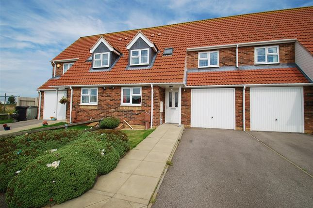 Thumbnail Terraced house for sale in Hares Close, Ingoldmells, Skegness