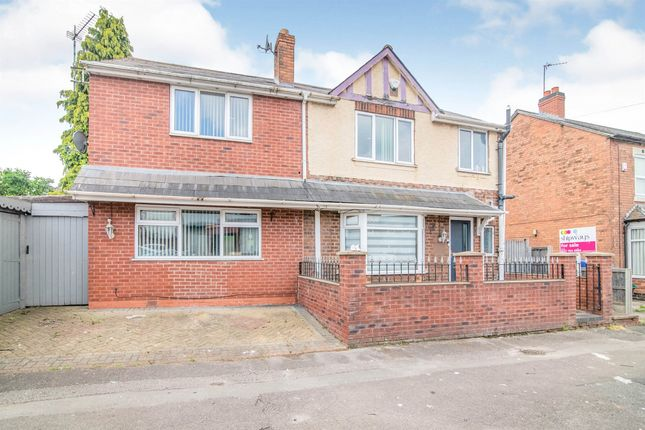 Thumbnail Detached house for sale in Wharf Road, Tyseley, Birmingham