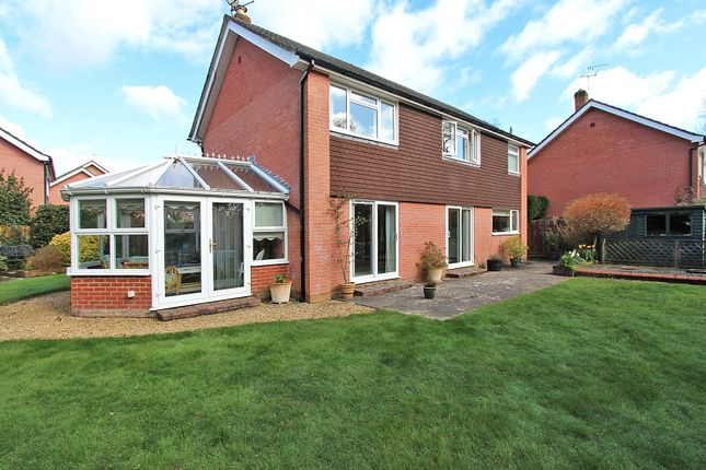 Thumbnail Detached house for sale in New Forest Drive, Brockenhurst, Hampshire