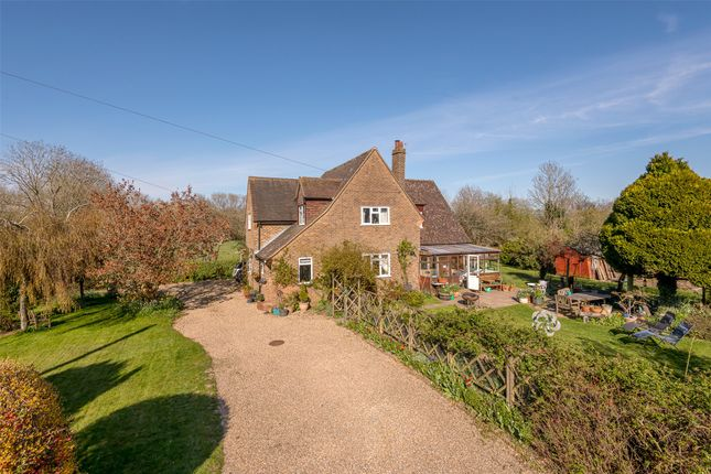 Thumbnail Detached house for sale in Mill Lane, Hookwood, Horley, Surrey