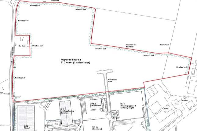 Thumbnail Land for sale in Phase 2, Ozone, Howden, East Yorkshire
