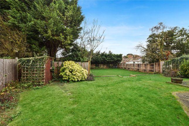 Rear Garden of Nutmead Close, Bexley, Kent DA5
