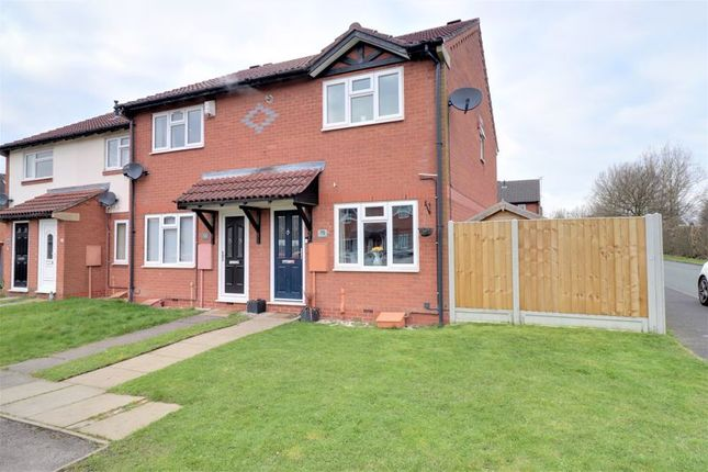 2 bed end terrace house for sale in Coronation Road, Stafford ST16