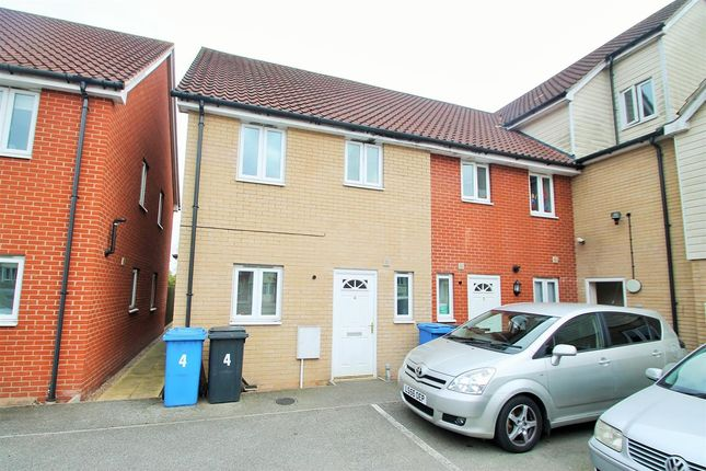 Thumbnail Property for sale in Maidenhall Approach, Ipswich