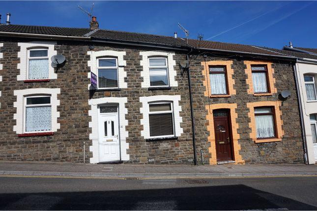 Thumbnail Terraced house for sale in Penrhys Road, Ferndale