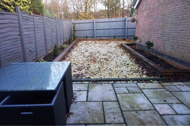 Rear Garden of Miller Hill, West Hunsbury, Northampton NN4