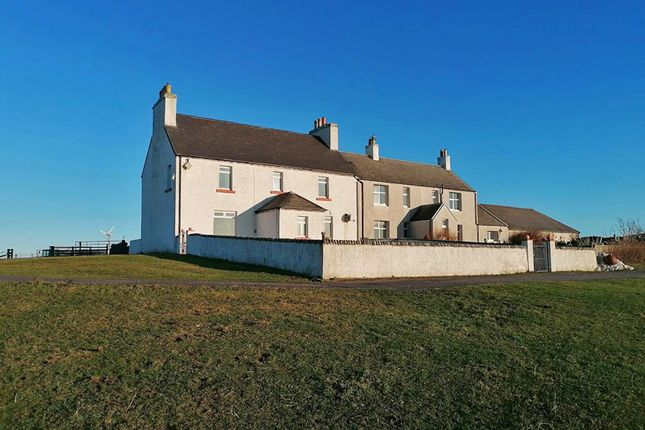 Thumbnail Semi-detached house for sale in Balephetrish, Isle Of Tiree