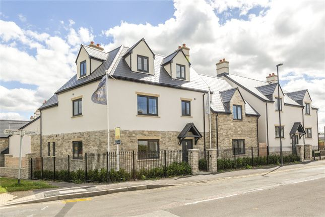 Thumbnail Detached house for sale in The Down, Alveston, Bristol