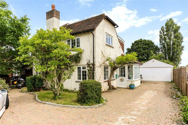 External of Glaziers Lane, Normandy, Guildford, Surrey GU3