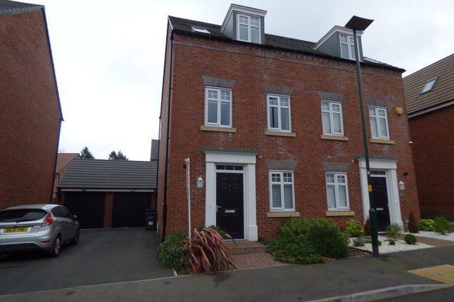 Semi-detached house in  George Dixon Road  Harborne  Birmingham  Birmingham