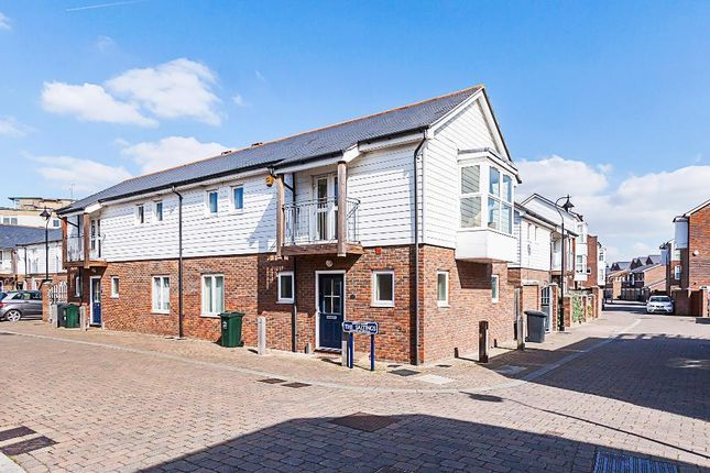 Thumbnail End terrace house to rent in The Saltings, Greenhithe, Kent