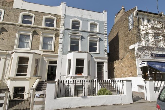 Front Exterior of Lancaster Road, London W11