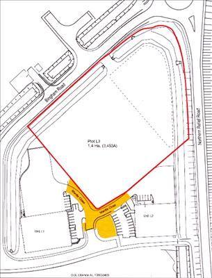 Thumbnail Land for sale in Plot 4L(3), Phase 4 Eurolink Business Park, Mantle Close, Off Bingham Road, Sittingbourne, Kent