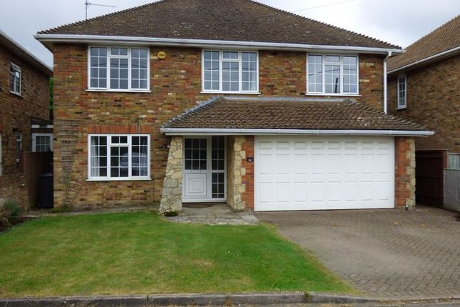 Thumbnail Detached house to rent in Main Road, Walters Ash, High Wycombe