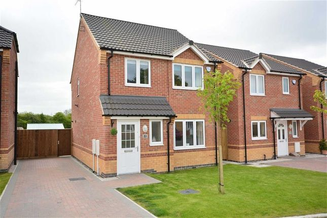 Thumbnail Detached house for sale in Deanery Close, Ripley