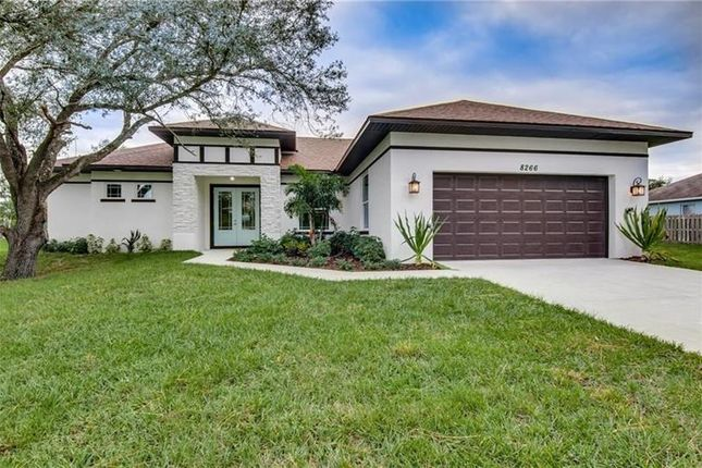 Thumbnail Property for sale in 8266 105 Court, Vero Beach, Florida, United States Of America