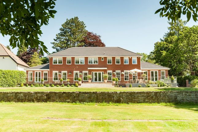 Thumbnail Detached house for sale in Follgate House, 36 Apperley Road, Stocksfield, Northumberland