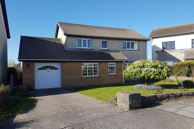 Thumbnail Detached house for sale in Ramsey Close, Porthcawl