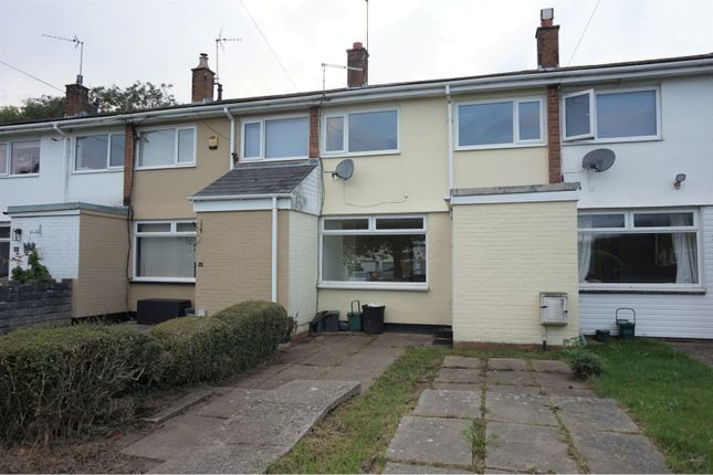 3 bed terraced house to rent in Laburnum Close, Barry CF62