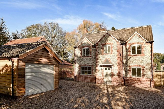 Thumbnail Detached house for sale in Lynn Road, West Rudham, King's Lynn