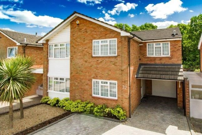 Thumbnail Detached house for sale in Woolhampton Way, Chigwell