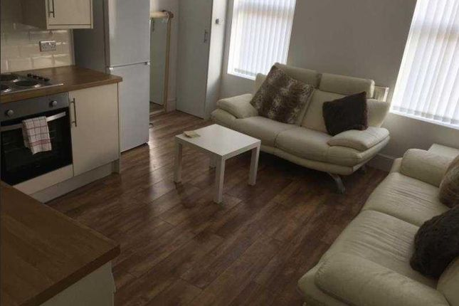 Thumbnail Flat to rent in Hampden Street, Liverpool