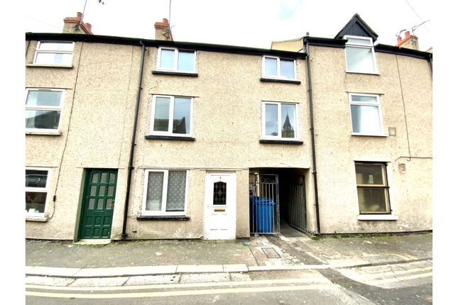 Thumbnail Terraced house for sale in Windsor Street, Rhyl