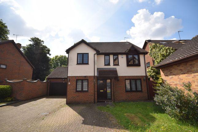 5 bed detached house for sale in Sydenham Close, Gidea Park, Romford