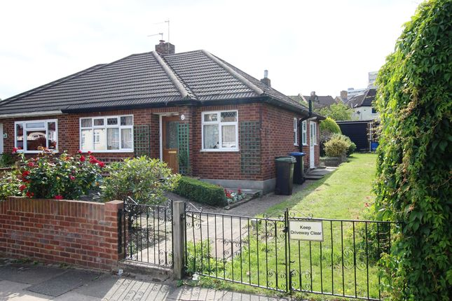 Thumbnail Detached bungalow for sale in Gloucester Road, Enfield