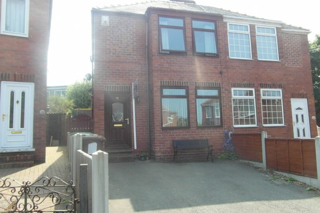 Thumbnail Semi-detached house to rent in Grange Avenue, South Elmsall, Pontefract