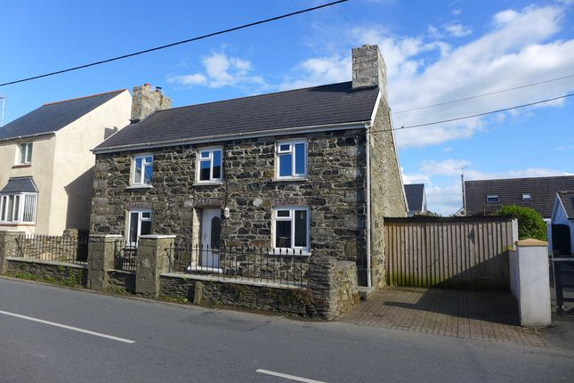 Thumbnail Cottage for sale in St. Davids Road, Letterston, Haverfordwest
