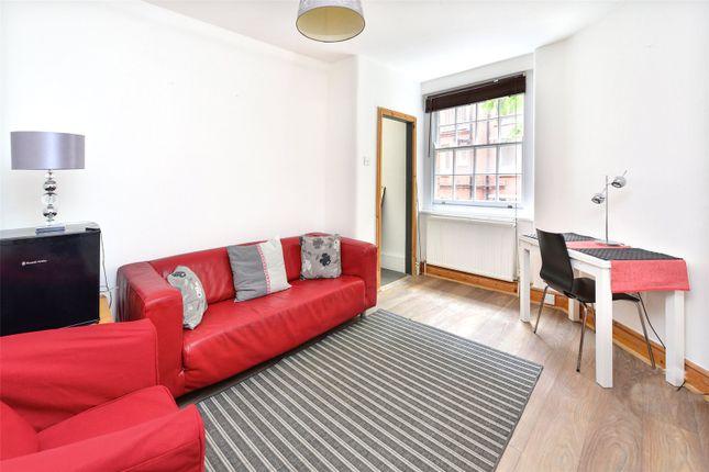 Thumbnail Flat to rent in Queen Alexandra Mansions, Bidborough Street, Bloomsbury