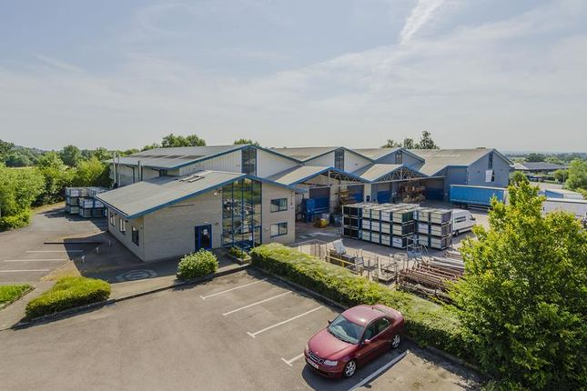 Thumbnail Light industrial for sale in Phase 4 Unit 1, Newent Business Park, Newent, Gloucestershire