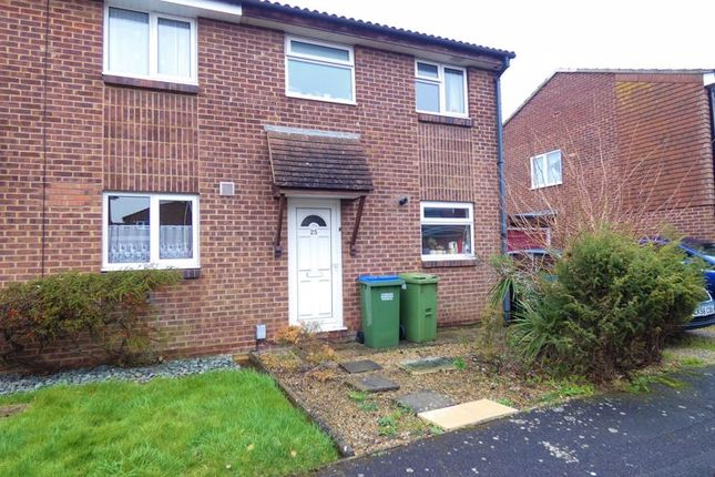 Thumbnail Semi-detached house to rent in Victory Road, Stubbington, Fareham