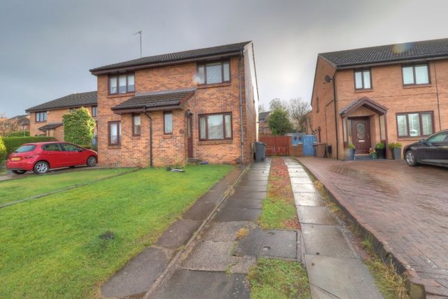 Thumbnail Semi-detached house for sale in Hillfoot, Houston, Renfrewshire