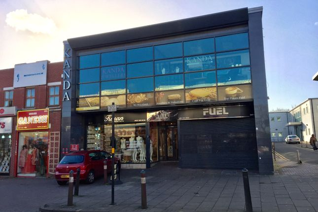 Thumbnail Retail premises for sale in Soho Road, Handsworth, Birmingham