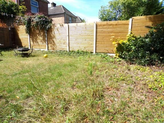 Garden of Alexandra Road, Parkstone, Poole BH14