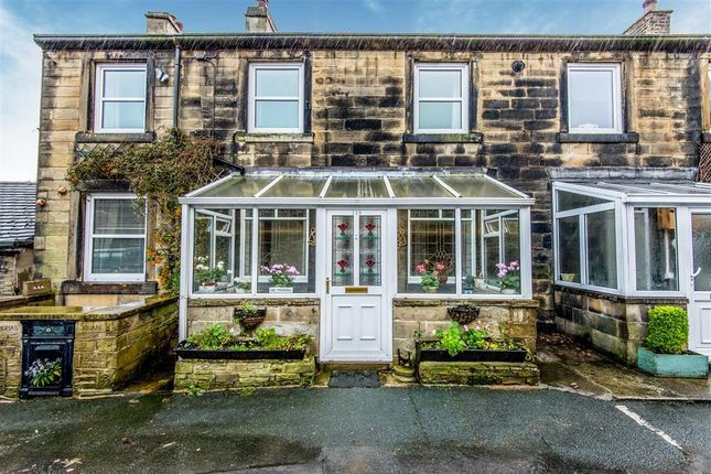 Thumbnail Semi-detached house to rent in Woodhead Road, Holmbridge, Holmfirth