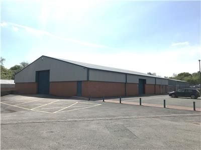 Thumbnail Light industrial to let in Unit 1A, Gardden Industrial Estate, Ruabon, Wrexham, Wrexham