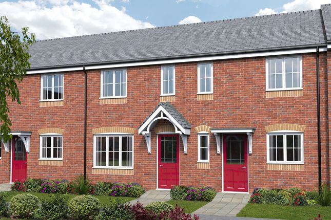 Thumbnail Mews house to rent in Coopers Way, Blackpool, Lancashire