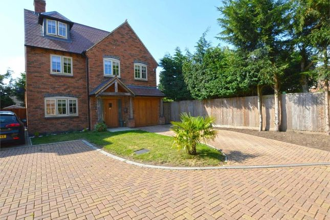 Thumbnail Detached house for sale in Compass Court, West Haddon, Northampton