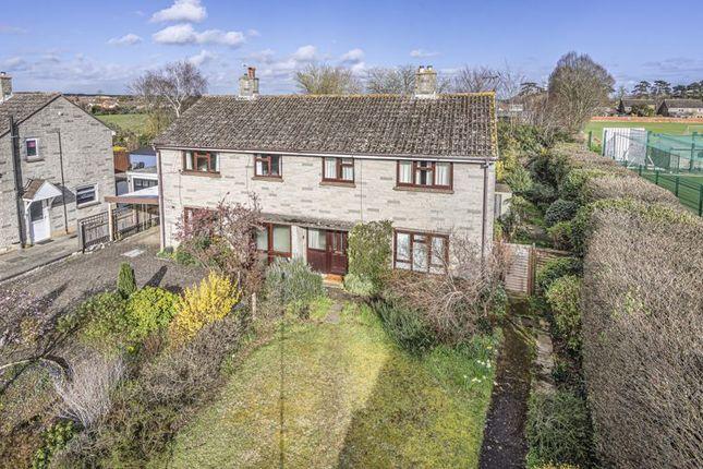 Semi-detached house for sale in Larkhill Road, Abingdon